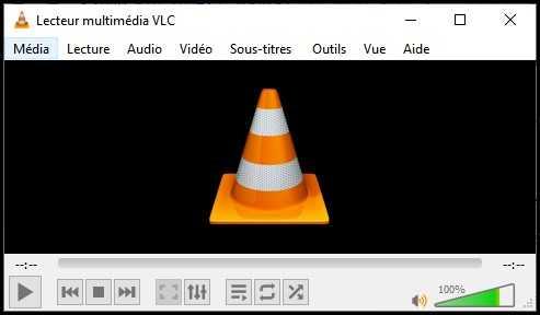 VLC accueil