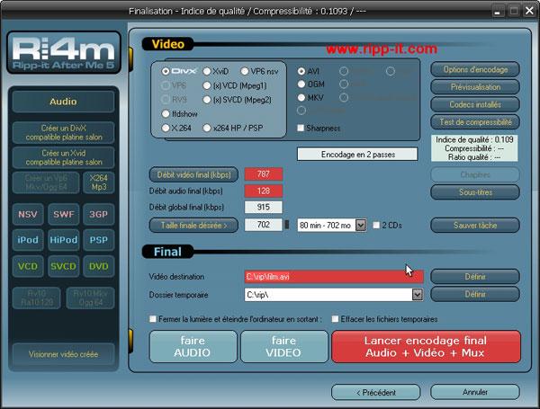 Télécharger Free DVD Video Converter - 01net.com ...